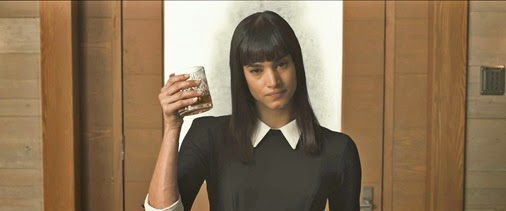 sofia boutella in KINGSMAN THE SECRET SERVICE_