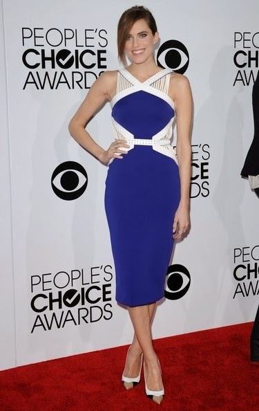 Allison Williams People s Choice Awards 2014