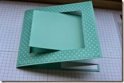Tabbed Pop Out Swing Card Tutorial, Amanda Bates @ The Craft Spa 023