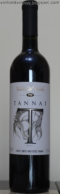 Tannat terra do vinho