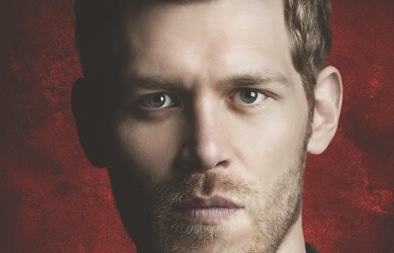 Joseph Morgan - The Originals The Rise book cover