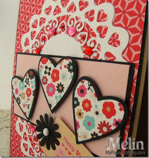fancy pants heart card cu-480