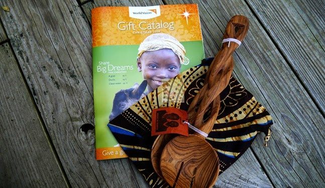 World-Vision-Hand-Carved-Spoons