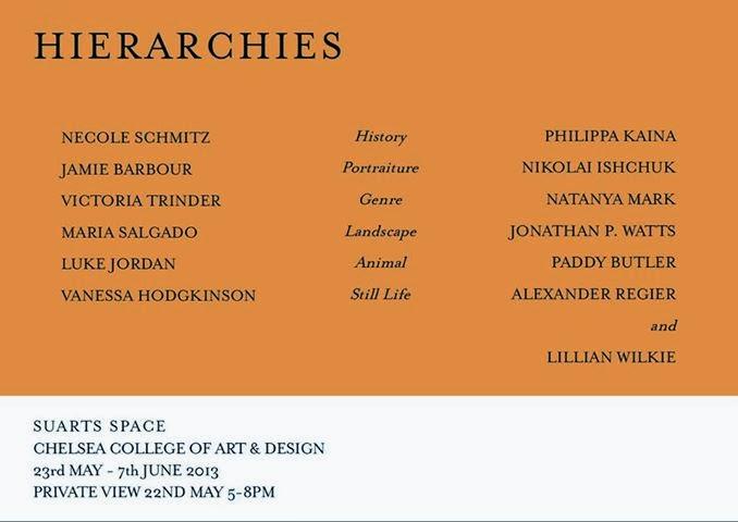 luke jordan chelsea college of art & design