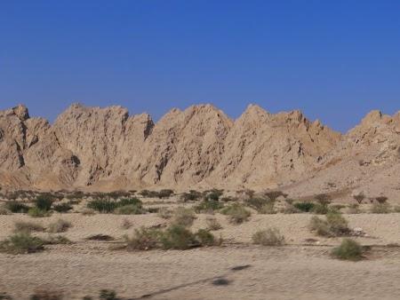 Munti la granita EAU - Oman