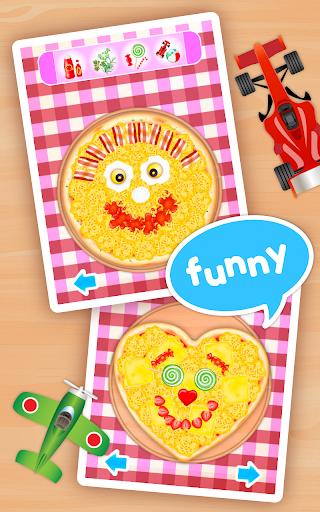 Pizza Maker Kids -Cooking Game  screenshots 8