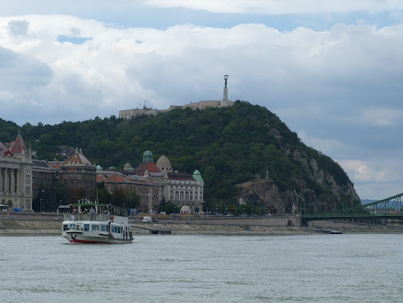 Obiective turistice Ungaria: Hotel Gellert Budapest