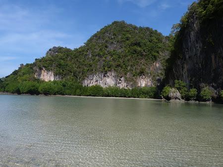 Laguna in Thailanda