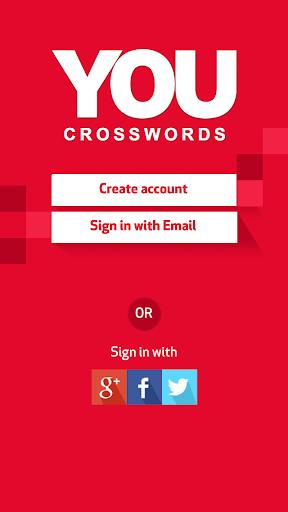 YOU Crosswords