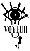 Voyeur Rock Zaragoza (logo)