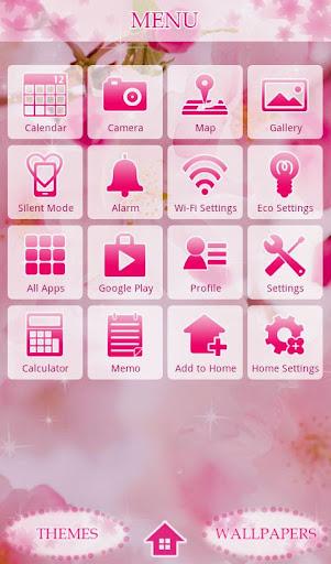 Flower Wallpaper Vivid Sakura 2.0.1 Windows u7528 3