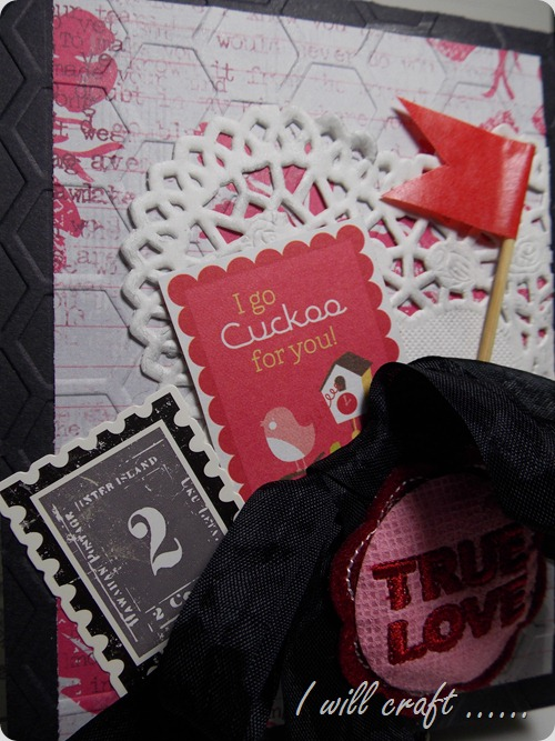 I will craft...Valentine Cards (5)