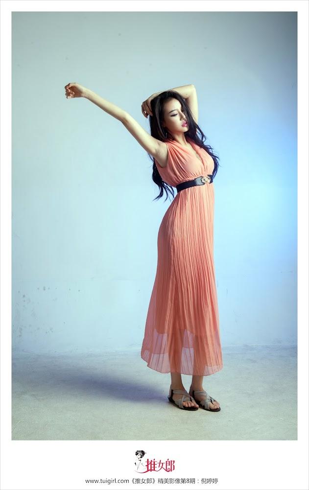 [TuiGirl.Com] No. 008 - Ni Ting Ting - idols
