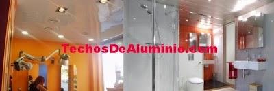 Techos aluminio Rivas-Vaciamadrid