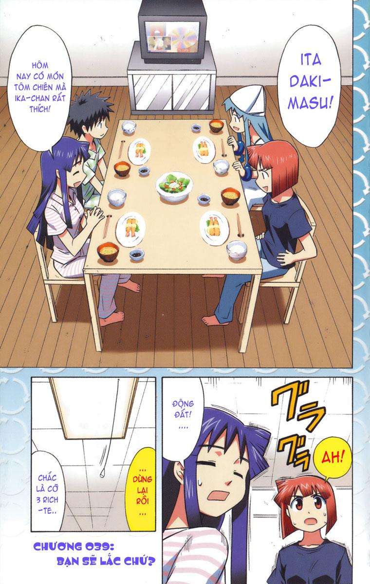 Shinryaku! Ika Musume Chap 39 - Truyen.Chap.VN