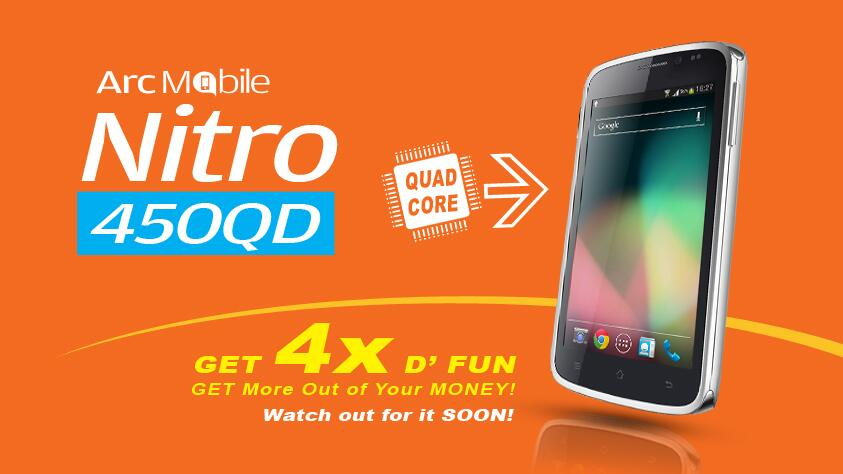 arc mobile nitro 450qd specs price philippines