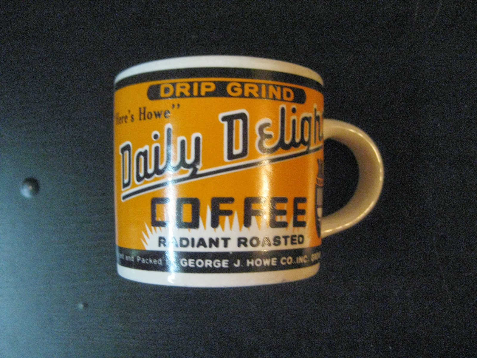 Daily Delight Yesteryear Westwood Mug 1992