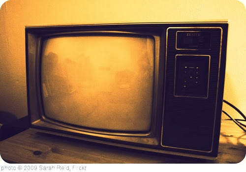 '365:32 - Television' photo (c) 2009, Sarah Reid - license: http://creativecommons.org/licenses/by/2.0/