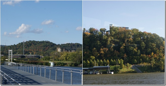 City River View Collage