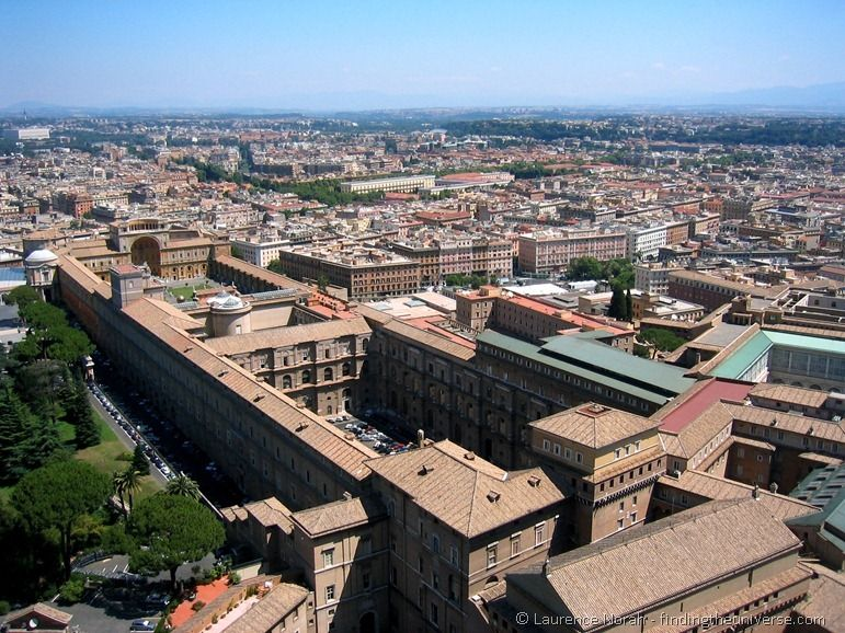 Essential Attractions in Rome Vatican City