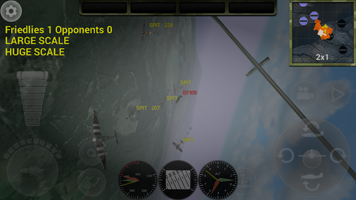 FighterWing 2 Flight Simulator v2.58