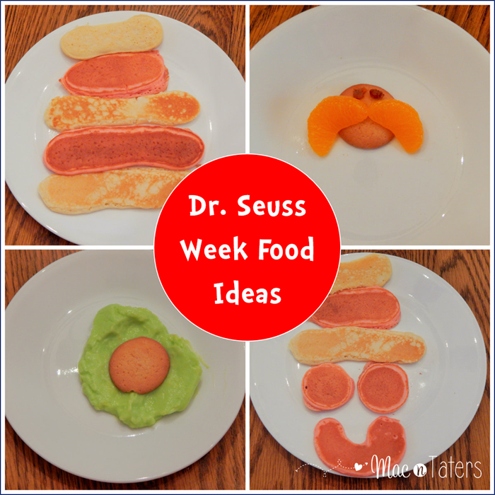 Dr. Seuss Week Food Ideas2