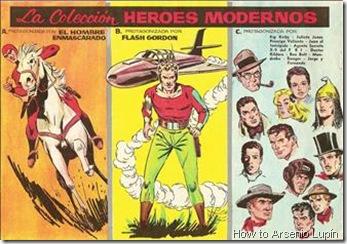 P00002 - Heroes Modernos Serie B