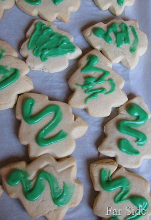 Mary Lou's Sugar Cookies