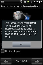 Low-Cost 3G Internet Data Plan from Airtel