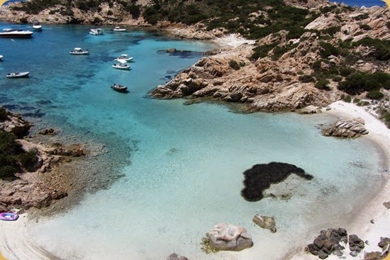 Archipelago of La Maddalena and Islands of Bocche di Bonifacio.4