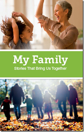 我的家人:把我们带到一起的故事