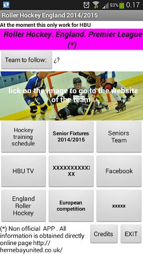 HBU Roller Hockey