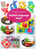 Language Learning Materials for Toddlers  (with FREE Alphabet Reading Booklet)
