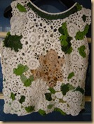 flowers irish crochet