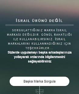 İsrail Ürünleri - screenshot thumbnail