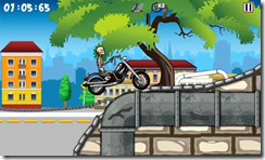لعبة الموتوسكيلات Bike Xtreme للأندرويد تحتوى على أشكال دراجات مختلفة ورائعة