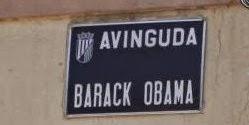 Avinguda Barack Obama