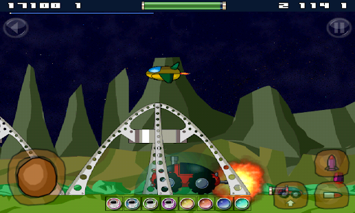 Space Rover Free- screenshot thumbnail