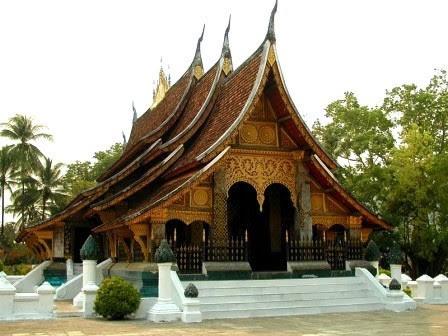 Obiective turistice Laos: Luang Prabang