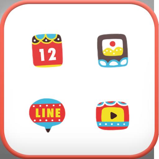 dalahorse(2014) icon theme