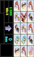 Screenshot of A8 Dino 2011 Slot Machine