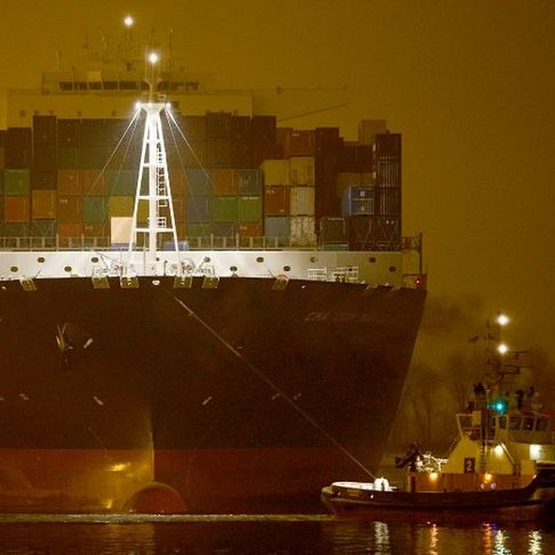 CMA CGM Marco Polo: The World's Largest Container Ship