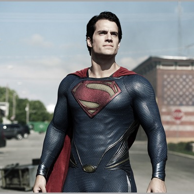 "Anticipating ""Man of Steel"" Showing on June 12"