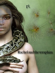 Rachel and the teraphim Cover