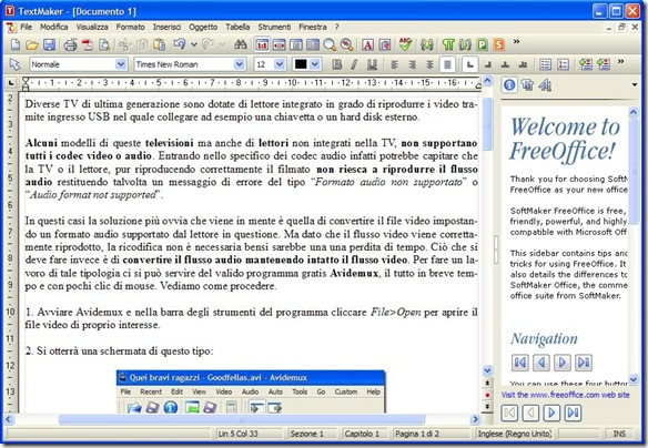 SoftMaker FreeOffice TextMaker