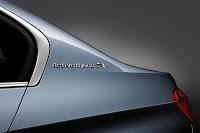 BMW ActiveHybrid 3: Signet on the C-pillar (10/2011)