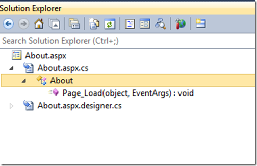 Solution exploer properties in visual sutio11-http://www.dotnetjalps.com