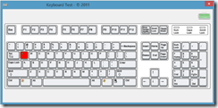 keyboardtest