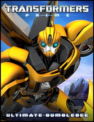 Transformers Prime Ultimate Bumblebee