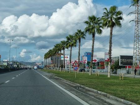 Autostrada Albania